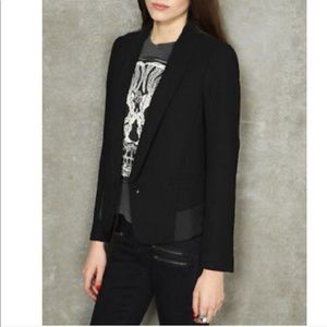 Urban Outfitters Pins and Needles tuxedo blazer